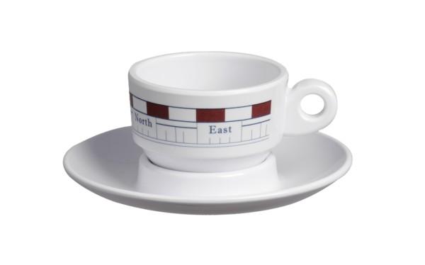 Mistral Espresso Tasse aus Melamin