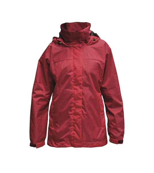 Light Line Jacke BARI, rot