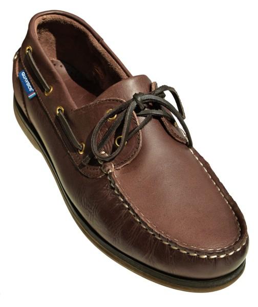 QUAYSIDE Men Shoe Clipper - chestnut