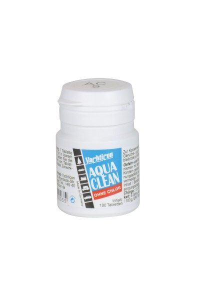 Aqua Clean AC 5 -ohne Chlor- 100 Tabletten