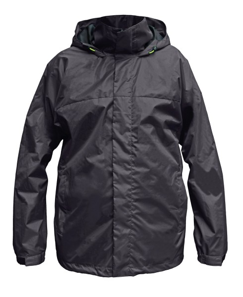 Light Line Jacke BARI, carbon