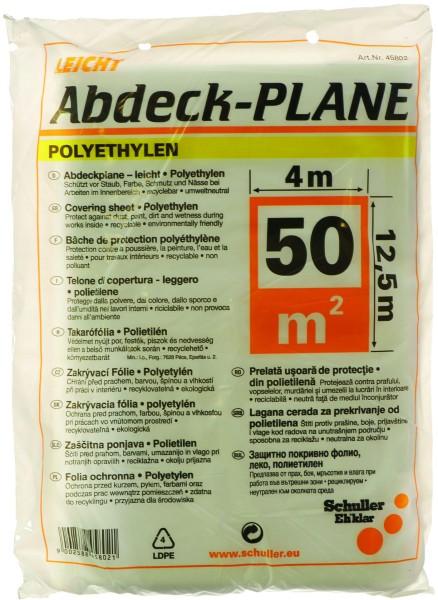 Abdeckplane 4 x 12,5 m
