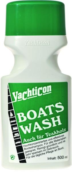 Boats Wash