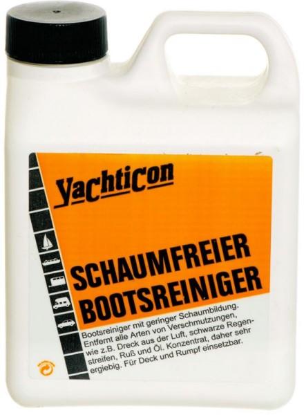Schaumfreier Bootsreiniger