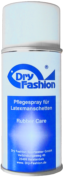 Dry Fashion Manschetten-Pflegespray Rubber Care - 150 ml