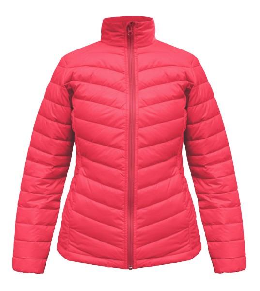 Swansea Ladies Jacke Featherless, pink