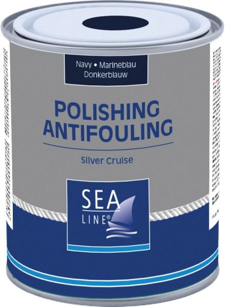 SEA-LINE Antifouling Selbstpolierend Silver Cruise