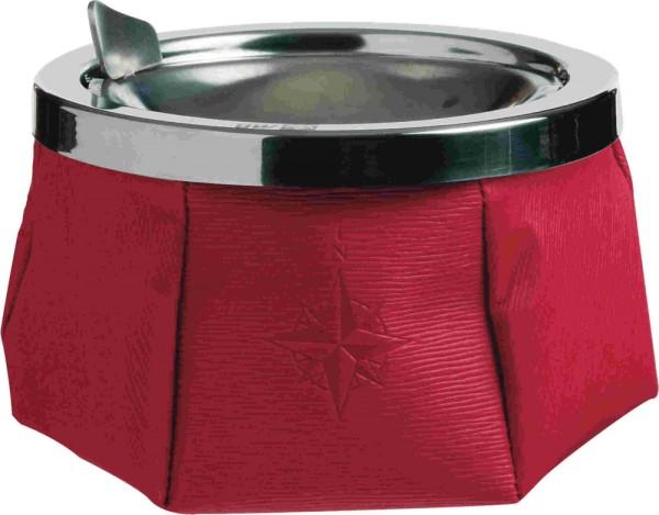 Windproof Aschenbecher Rot