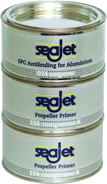 SEAJET Triple Pack Propeller Antifouling Set