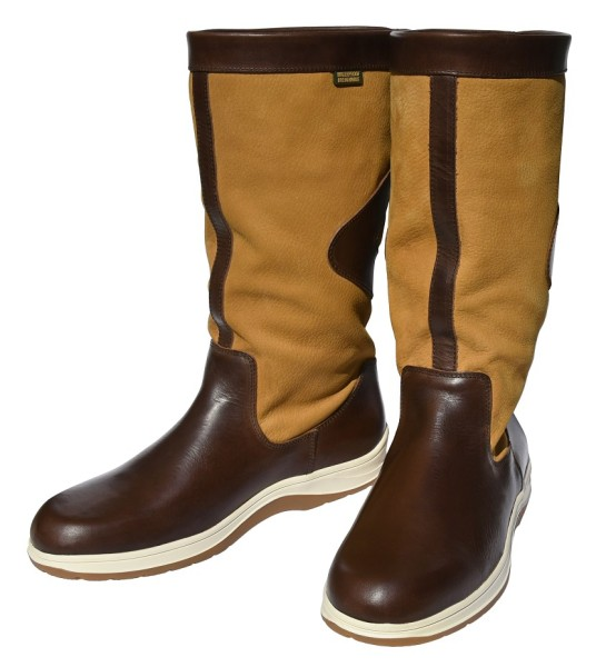 QUAYSIDE Offshore Boot - camel