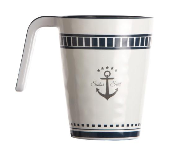 Sailor Soul Tasse aus Melamin