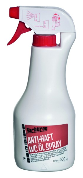 Anti-Haft WC Öl Spray 500ml