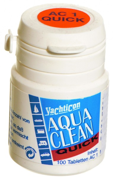 Aqua Clean AC 1 -quick- 100 Tabletten