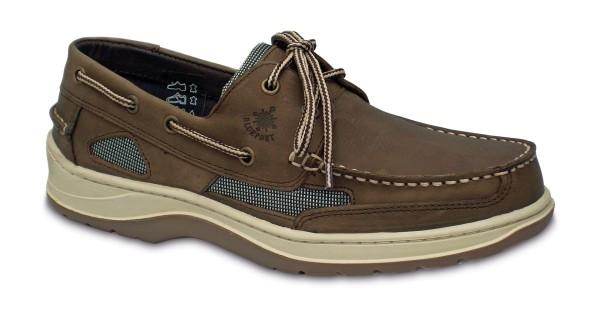 Schuh Offshore braun