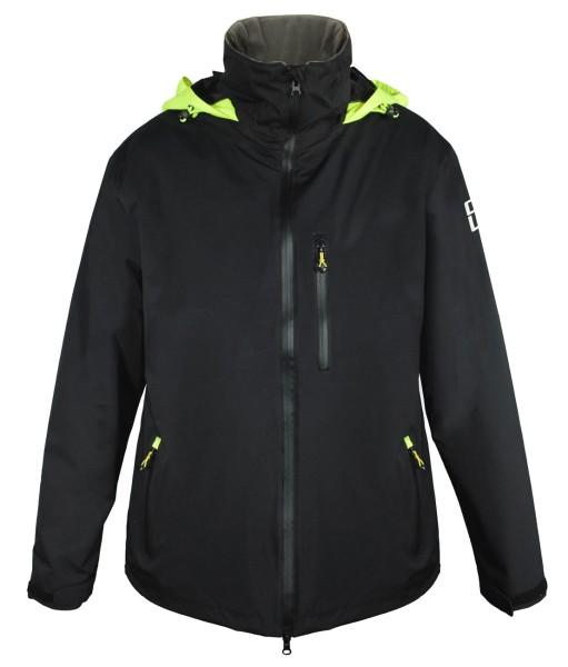 Deck Jacket, Black/graphite
