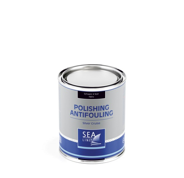 SEA-LINE Antifouling Selbstpolierend Silver Cruise
