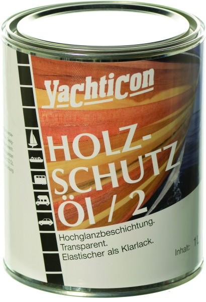 Holzschutz Öl 2 / Hochglanzbeschichtung 1000 ml