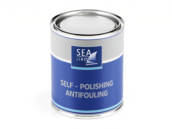 SEA-LINE ANTIFOULING SP HELLGRAU