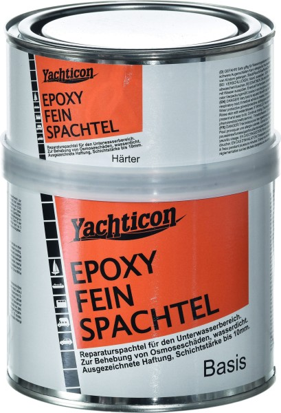 Epoxy Feinspachtel mit Härter