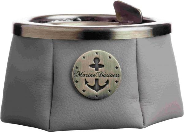 Windproof Aschenbecher Premium Grau