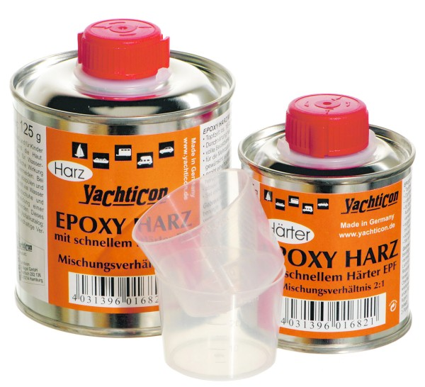 Epoxy Harz mit schnellem Härter EPF