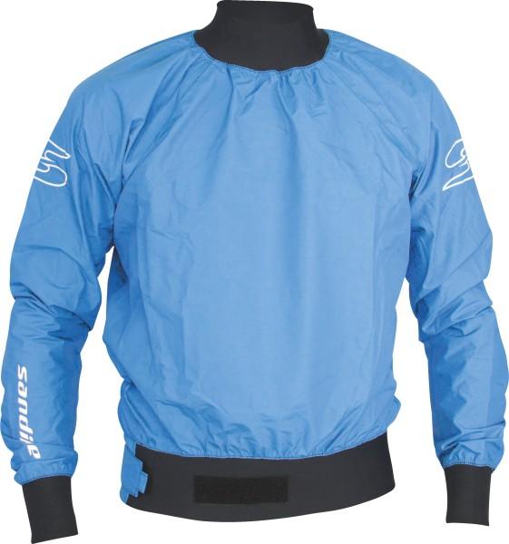 Jacket Race 3L Long Sleeve blue
