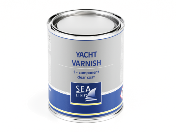 SEA-LINE Yacht KLARLACK 1K - 0,75l