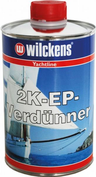 WILCKENS 2K-EP-Verdünner 1000 ml