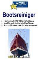 ACRÜ Boot + Caravan Reiniger