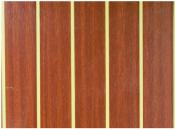 Laminat Mahagoni / Koto - 6 / 16 mm - Zuschnitt