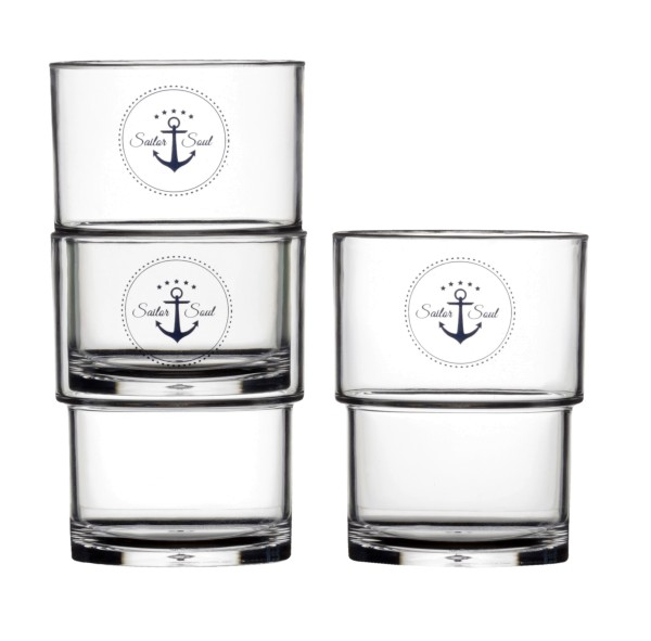 Sailor Soul Stapelbare Gläser