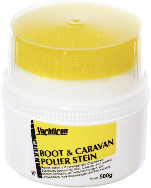 Boot & Caravan Polier Stein 500 g