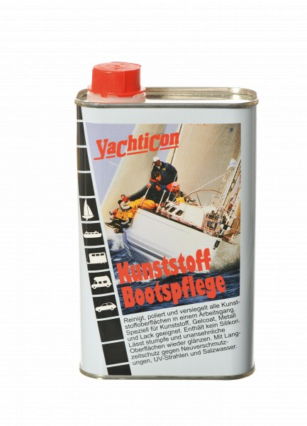 Kunststoff Bootspflege 500 ml