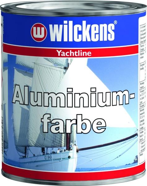 WILCKENS Aluminiumfarbe, 750 ml, silber