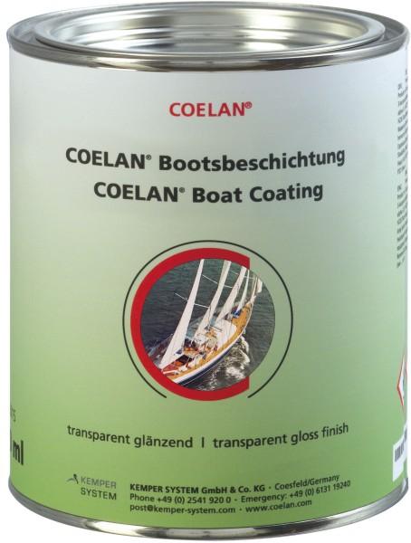 COELAN® Bootsbeschichtung, transparent, glänzend