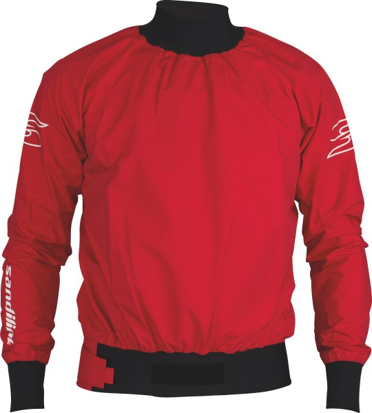 Jacket Race 3L Long Sleeve red
