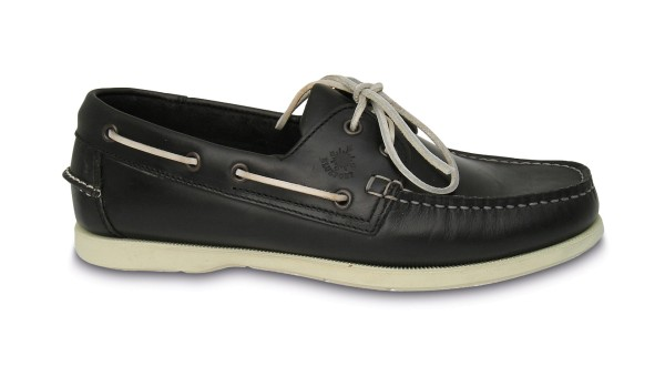 Schuh Vermont navy / w. Sohle