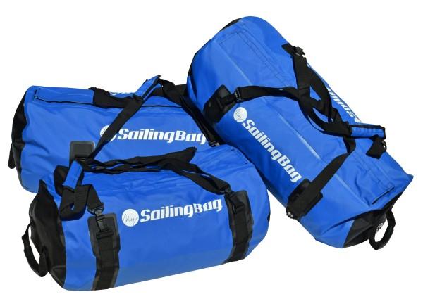 Wasserdichte Reisetasche, blau