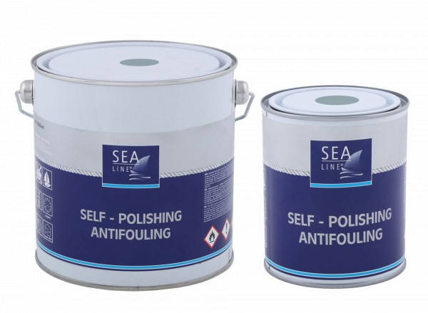 SEA-LINE ANTIFOULING SP HELLGRAU