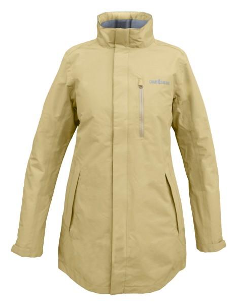 C4S Brighton Ladies Jacket Long, beige