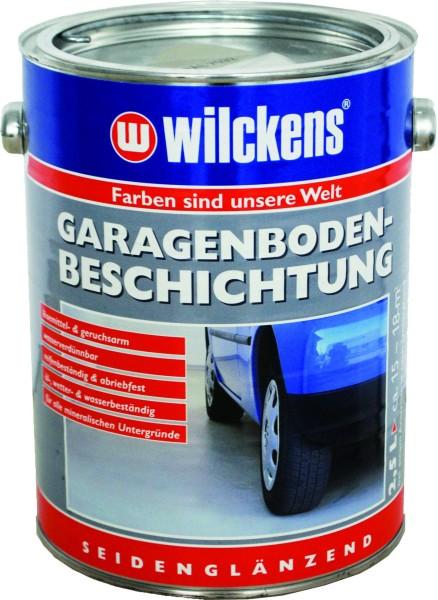 WILCKENS Garagenboden-Beschichtung