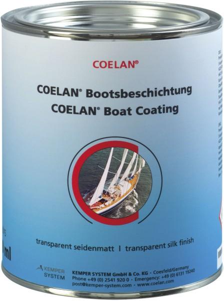 COELAN® Bootsbeschichtung, transparent, seidenmatt