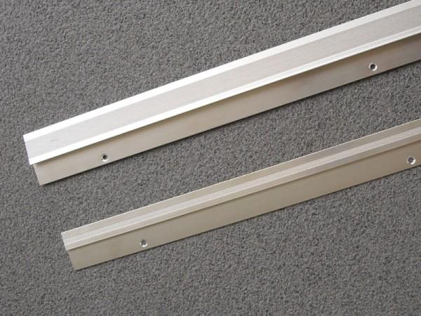 Antrittskanten-Schiene Teppich / Schiene