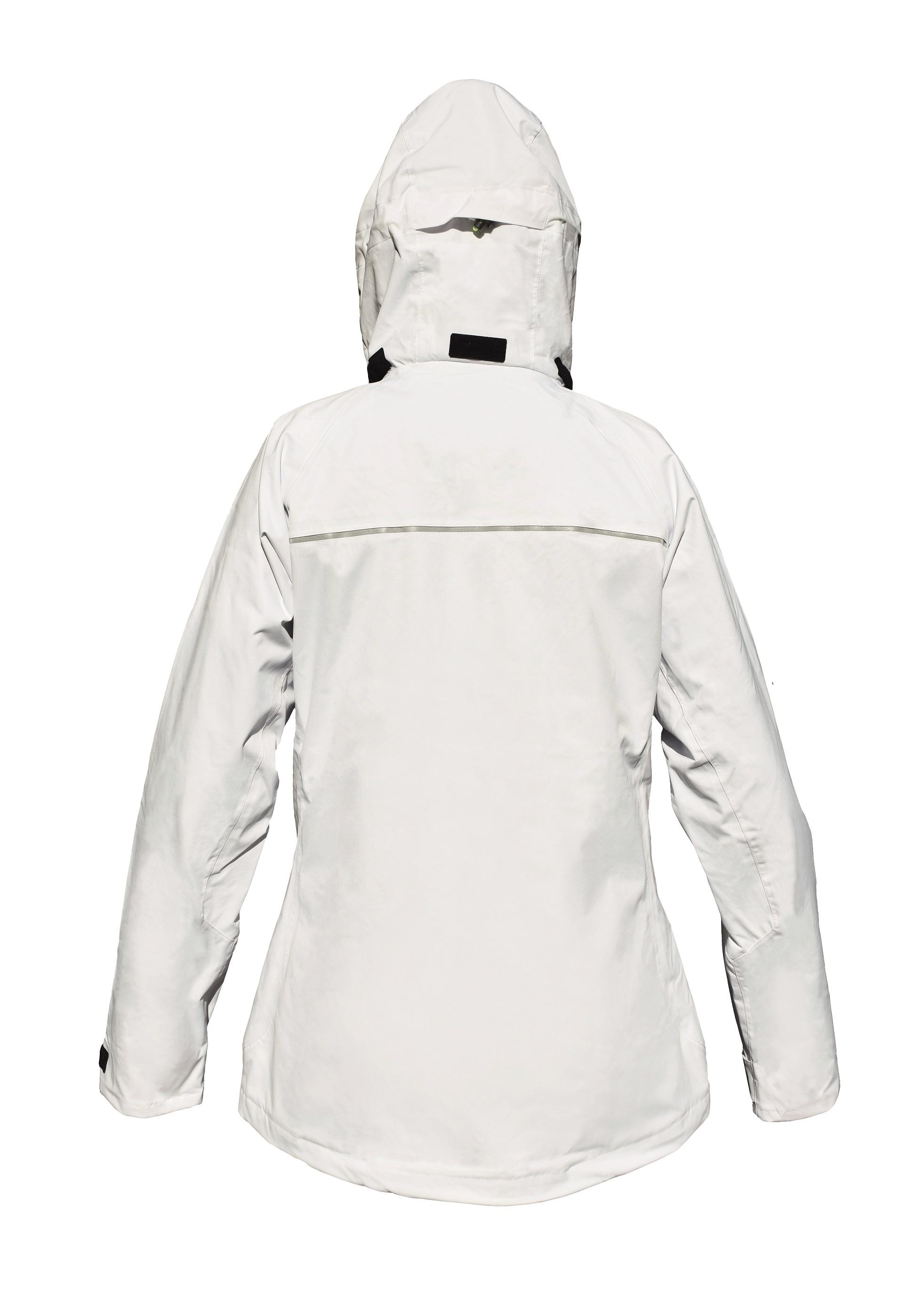 designer fashion 6b2f5 26210 Brisbane Damen Jacke, weiß S