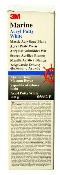 Gelcoat Spachtel 3M weiß 200 g